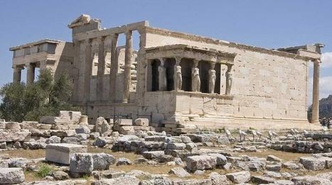 25 Influential Pieces Of Ancient Greek Architecture | Ancient Greek Civilization | Scoop.it