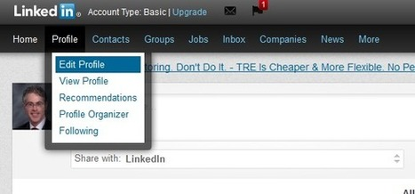 4 things to remove from your LinkedIn profile - #Resume | Effective Resumes | Scoop.it