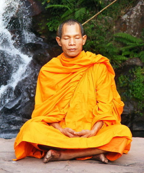 How to meditate like a monk in 10 easy steps. | Leadership and Spirituality | Scoop.it