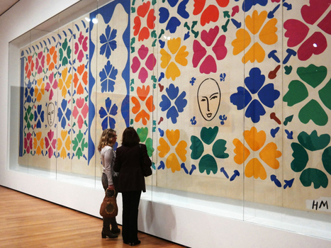 A Morning at MOMA with Sophie Matisse - The New Yorker | Art and Design and Landscaping | Scoop.it