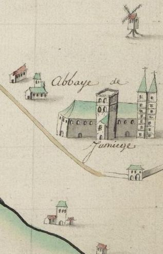 Les Yainvillais défient l'abbaye | GenealoNet | Scoop.it