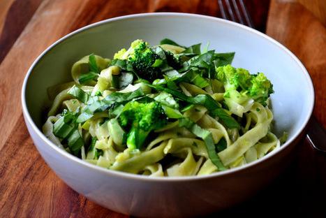 Tagliatelle Primavera | Le Marche and Food | Scoop.it