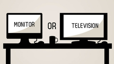 Turn your TV into a computer monitor - Every Single Topic | Data World | Scoop.it