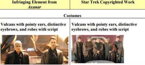 Copyright Does Not Protect the Klingon Language, Court Hears - TorrentFreak   Copyright news and views from around the world   Scoop.it
