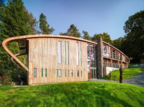 Awe-inspiring Grand Designs eco-lodge now lies crumbling and abandoned | Modern Ruins, Decay and Urban Exploration | Scoop.it