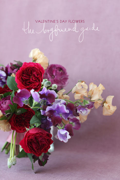 THE PERFECT VALENTINE BOUQUET | D E S I G N L O V E F E S T | Eye Spy DIY | Scoop.it