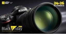 Black Friday PRO la YellowStore - 24 - 26 octombrie 2014 | Zona | Scoop.it
