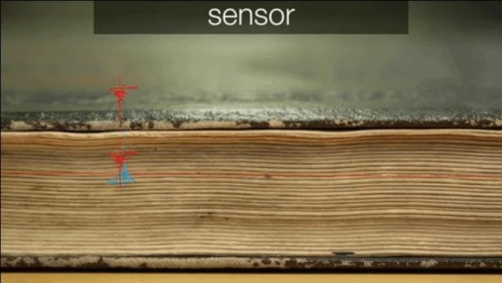 Les rayonnements térahertz numérisent un livre sans même l'ouvrir | Actualitté | Kiosque du monde : A la une | Scoop.it