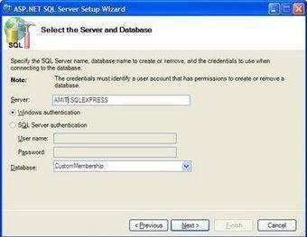 ASP.NET Custom MemberShip Provider Database | .NET coding | Scoop.it