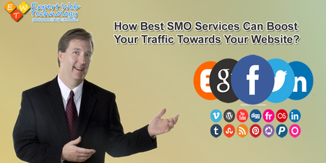 How Best SMO Services Can Boost Your Traffic Towards Your Website? | Web Development Services | Scoop.it