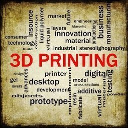3D Printing: The New Industrial Revolution? | Research Capacity-Building in Africa | Scoop.it