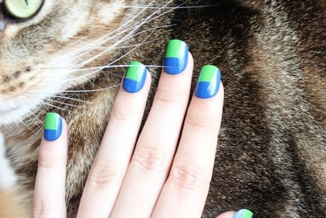 Faux ongles nail art Side Squared Colorshow Gemey Maybelline ...   Educatel - Découvrez les formations à distance dans le domaine de la beauté   Scoop.it