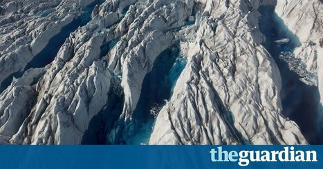 Global warming is melting the Greenland Ice Sheet, fast | John Abraham | Lorraine's Environmental Change &  Management | Scoop.it