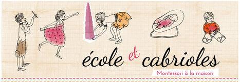 Ecole et Cabrioles, une école Montessori à la maison : Poésie GS | Atelier + : Aborder la poésie contemporaine en classe | Scoop.it
