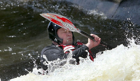 Reading the white water - South Bend Tribune | Whitewater Kayaking | Scoop.it