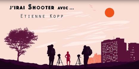 « J'irai shooter avec », la websérie consacrée aux photographes   Actuphoto   Narration transmedia et Education   Scoop.it