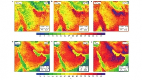Climate change may soon make much of the Persian Gulf region too hot for humans | Climate change challenges | Scoop.it