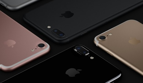 iPhone 7 Vs iPhone 7 Plus: What's The Difference? | MobilePhones | Scoop.it