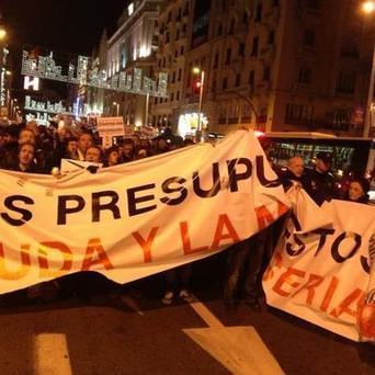 D20Luto Défilé contre tout !!! Madrid – Live | OCCUPY FRANCE | DRYPerpignan | Scoop.it