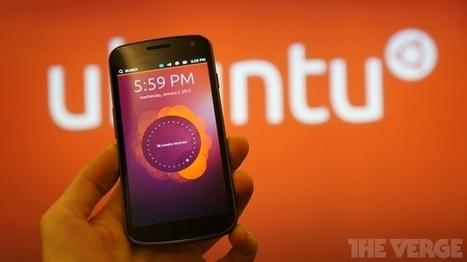 Ubuntu Mobile OS | desarrollo de software y entretenimiento | Scoop.it