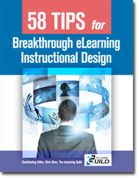 58 Tips for Breakthrough eLearning Instructional Design | e-learning y moodle | Scoop.it