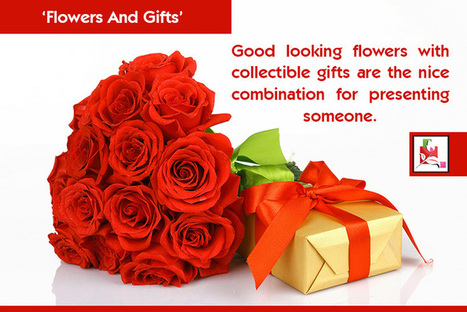 Flowers And Gifts- Good Looking Flowers With Collectible Gifts Are The Nice Combination For Presenting Someone - BlossomSquare   BlossomSquare   Scoop.it