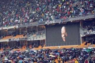 Obama on Mandela: 'Last great liberator' | Business Video Directory | Scoop.it