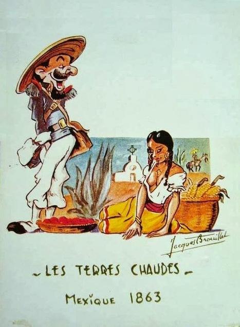 L'Histoire est mon comptoir!: Les déserteurs français au Mexique 1862-1867.   GenealoNet   Scoop.it