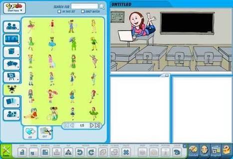 ToonDoo, activando la creatividad con cómics | Nuevas tecnologías aplicadas a la educación | Educa con TIC | Las TIC y la Educación | Scoop.it