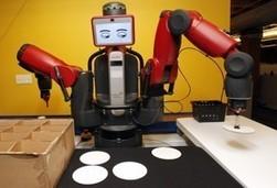 New robots in the workplace: Job creators or job terminators? | NIC: Network, Information, and Computer | Scoop.it