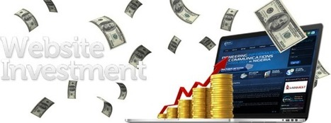 Make Big Profits from Website Investment | Website design & video creation services | Scoop.it