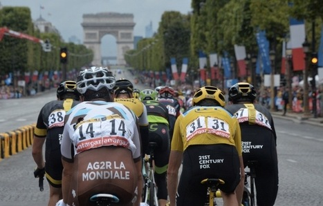 IoT disrupts the Tour de France - ReadWrite   Big Data Solutions & Use Cases   Scoop.it