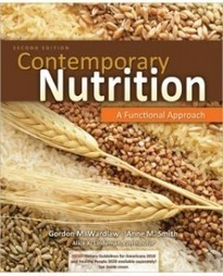 Test Bank For » Test Bank for Contemporary Nutrition: A Functional Approach, 2nd Edition: Gordon Wardlaw Download   Health & Nutrition Test Bank   Scoop.it
