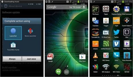 Google Now se met à jour avec les nouveautés d'Android 4.4 KitKat - Phonandroid | Android's World | Scoop.it