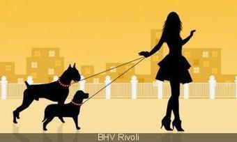 Pendant les soldes, faites garder votre chien au BHV et faites tranquillement les magasins | Paris Secret et Insolite | Scoop.it