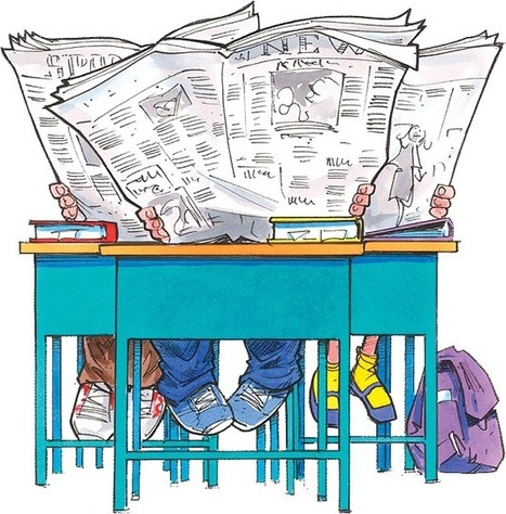 Newspaper in Education | HSPA Foundation | Tips for journalists & teachers | Scoop.it