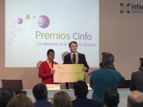 La farmacia de La Arena se lleva el premio Galénica de EstarVital | El Comercio | esalud y Farmacia | Scoop.it