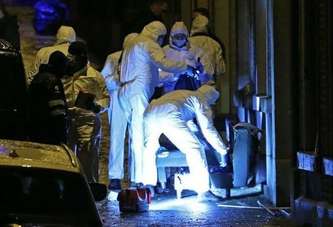Belgian police circulated selfies of men popping champagne over jihadist corpses in autopsy room | UNITED CRUSADERS AGAINST ISLAMIFICATION OF THE WEST | Scoop.it