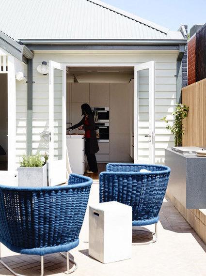 outdoor blue | the style files | Designer | Scoop.it