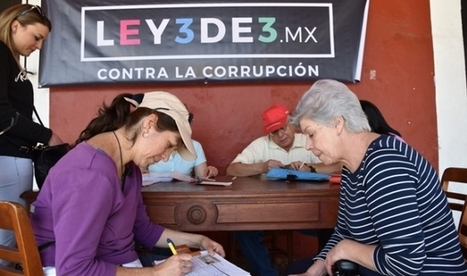 Five Points on Ley 3de3 and Battling Corruption in Mexico | AS/COA | Global Corruption | Scoop.it