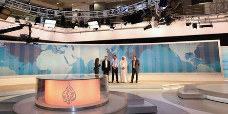 La chaîne de télévision Al-Jazira va supprimer environ 500 emplois | DocPresseESJ | Scoop.it