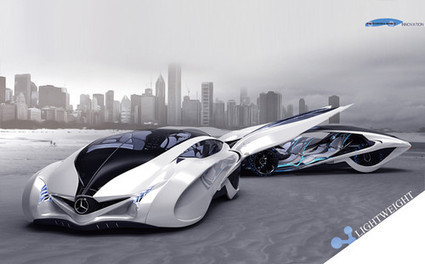 Dolphin Concept Car Cares About Environment   Futuristic NEWS   Vehicule innovant 2013   Scoop.it