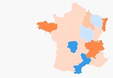 #Entrepreneuriat : L'Alsace, Rhône-Alpes et la Bretagne en tête des régions où il fait bon entreprendre | Nouvelles tendances et inspiration business | Scoop.it