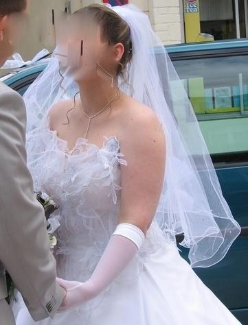 Superbe robe de mariée pas cher d'occasion 2012 - Pays de la Loire - Vendée - Occasion du Mariage | la mode | Scoop.it