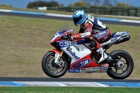 Tests finished in Australia | Ducati news | Scoop.it
