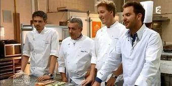 Qui sera le prochain grand pâtissier, épisode 1: tourtières et ... - L'Express | La passion de la glace du sorbet, et des desserts glacés ! | Scoop.it