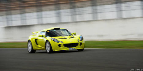 Le Club Lotus France aux 24 Heures du Mans - actualité automobile - Motorlegend | My Lotus Emotion | Scoop.it