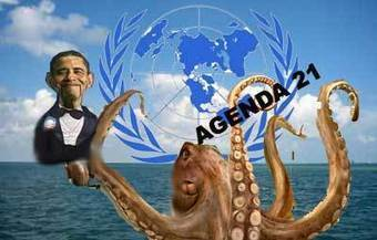 The way out of ObamaNation is the collapse of Agenda 21   PatriotsBillboard   CRAPPOL:A   Scoop.it