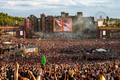 TomorrowWorld officially cancelled for 2016 | DJing | Scoop.it