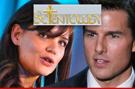 Tom Cruise & Katie Holmes Divorce: Raising Suri As A Scientologist Was Her Breaking Point | The Billy Pulpit | Scoop.it